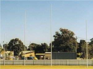 AFL steel goals - 15m/10m