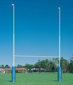Steel rugby union goals: 12000mm