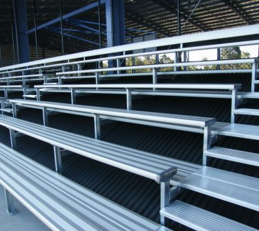 Grandstand Seating 12