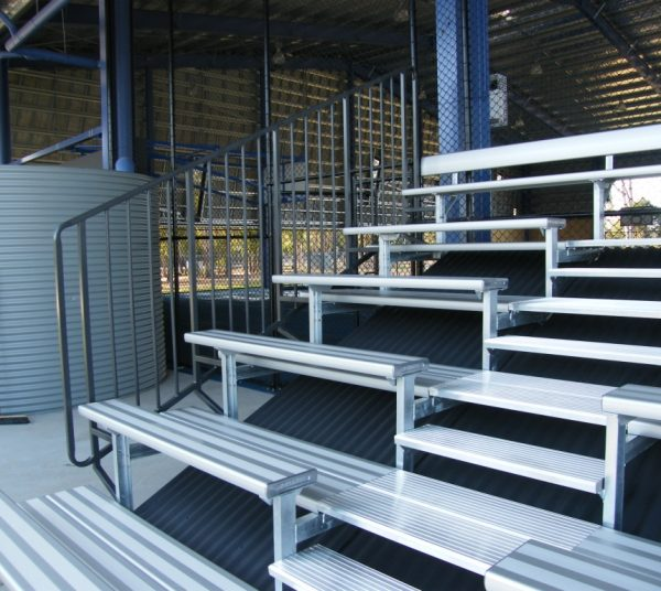 Grandstand Seating 13
