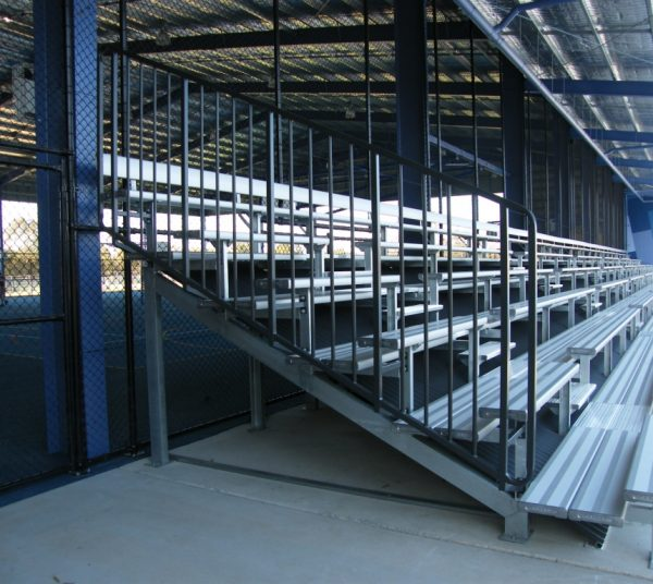 Grandstand Seating 15