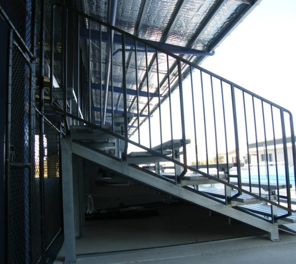 Grandstand Seating 16
