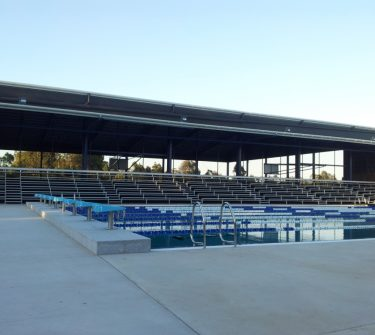 Grandstand Seating 2