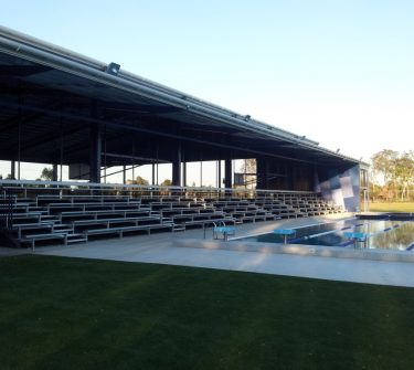 Grandstand Seating 3