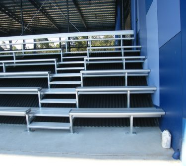 Grandstand Seating 7