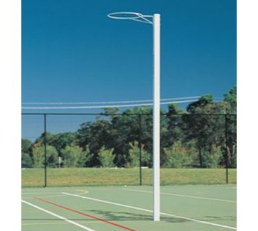 Outdoor Netball Goal Posts