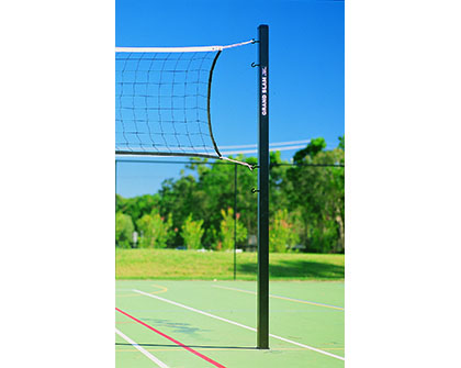 Outdoor Volleyball Posts Heavy Duty Grand Slam Sports