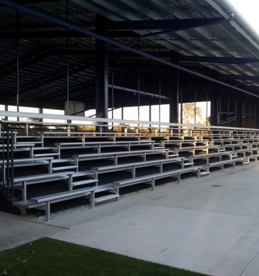 Fixed Grandstand Seating 1