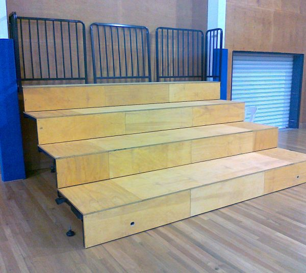 Retractable Seating 1