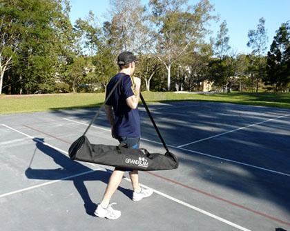 Hot Shots Tennis Kit