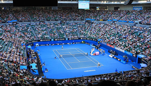 How to get an Australian Open quality tennis court