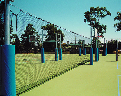 Outdoor Court Curtains & Screens